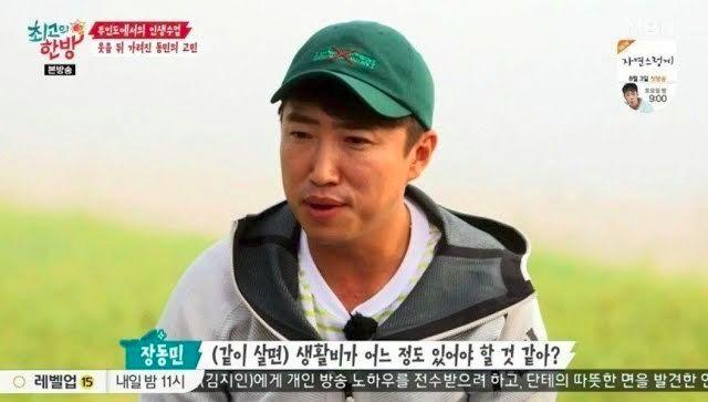Jang Dong Min