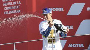 Joan Mir Kampiun MotoGP 2020