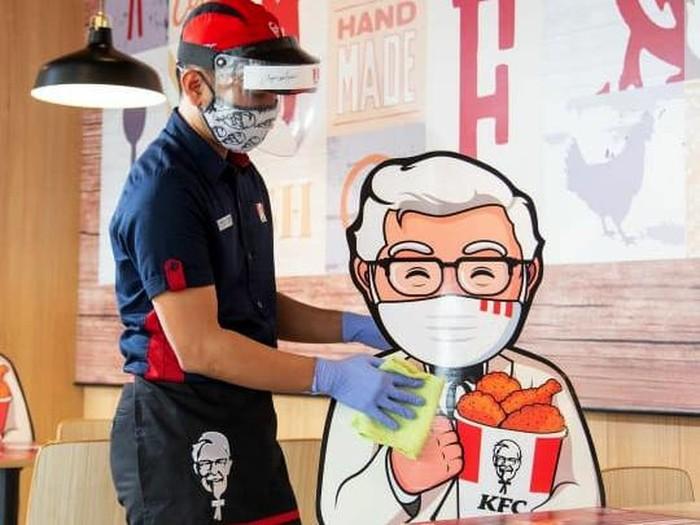 Rahasia Menggoreng Ayam KFC