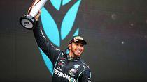 Lewis Hamilton Rayakan 7 Kali Kemenangan F1 dengan Ajak Para Fans Jadi Vegan