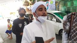Menantu Habib Rizieq Divonis Satu Tahun Bui dalam Kasus RS UMMI