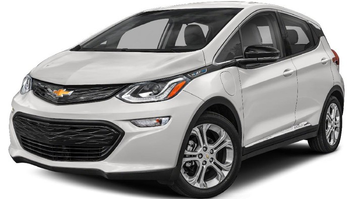 Mobil listrik Chevrolet Bolt