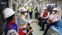 LRT Jabodebek Sudah Dijajal Menteri, Kapan Operasi Penuh?