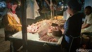 Muncul Kasus Flu Burung di Bontang, Penjualan Ayam Anjlok