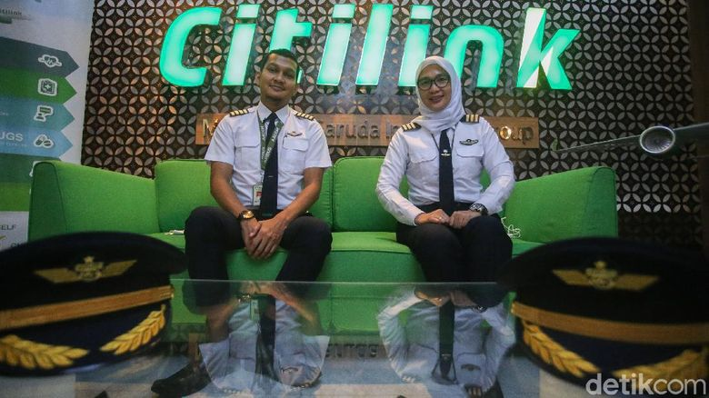 Pilot dan Co Pilot Citilink