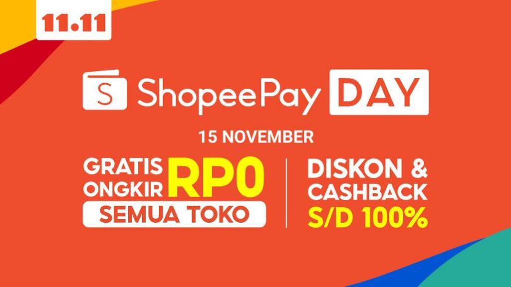Tutup Rangkaian 11.11, ShopeePay Kembali Hadirkan Promo Spesial