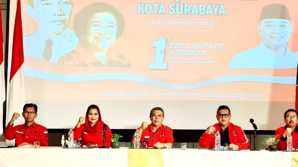 Pilkada Surabaya, Cucu Soekarno Nilai Eri-Armuji Mampu Teruskan Risma