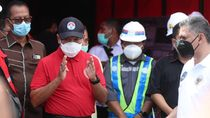 Menpora Tinjau Renovasi Stadion Piala Dunia U-20 di Bali
