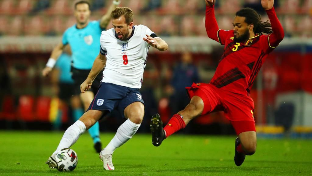 Kane: Inggris Tak Beruntung Kalah dari Belgia