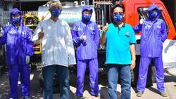 Peran Mobil Pedesaan, Penjernih Air sampai Penyemprot Disinfektan