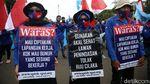 Buruh Ajukan Judicial Review UU Omnibus Law Ciptaker ke MK
