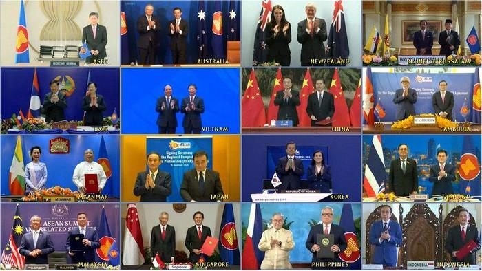 China anggap kesepakatan dagang terbesar di dunia, RCEP, sebagai kemenangan bagi multilateralisme