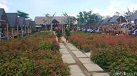 Nangkula Park diresmikan pada Juli 2020 lalu, sejak itulah jumlah pengunjung di destinasi wisata berkonsep taman dan kuliner ini terus mengalami peningkatan.