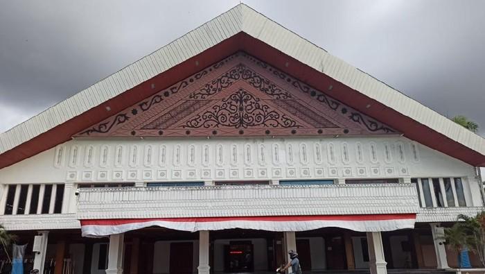 Gedung DPR Aceh (Agus Setyadi-detikcom)