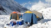 Terakhir kali, adaekspedisi tiga orang Inggris ke Gunung Muchu Chhish pada Agustus 2014. Itu merupakan salah satu upaya serius dan masih terhalang cuaca ekstrem yang belum bisa diprediksi (Foto: CNN)