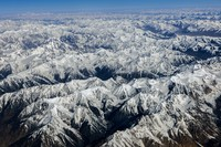 Gunung Muchu Chhish dekat dengan gunung grade A yang lebih besar, lebih buruk, lebih terkenal, setinggi lebih dari 8.000 meter seperti K2, Broad Peak dan Gasherbrum I & II (Foto: iStock)