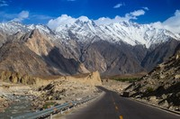 Di antara semua gunung yang tak terhitung banyaknya itu, hanya Gunung Muchu Chhish yang belum melihat kaki manusia, bendera, atau ada di YouTube dengan gambaran sesak pendaki. (Foto: iStock)