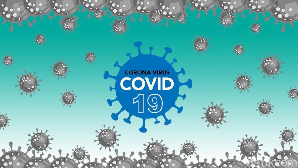 DKI-Jabar Tertinggi, Ini Sebaran Kasus 6.027 COVID-19 Per 5 Desember