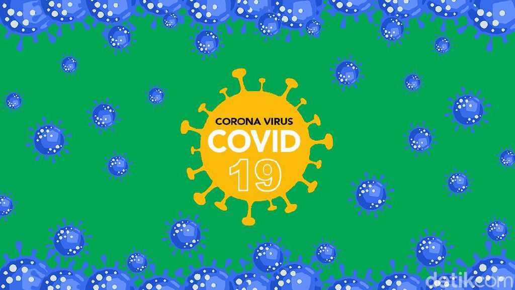 Video Update Corona RI: Tambah 3.087 Kasus Positif, Jadi 474.455
