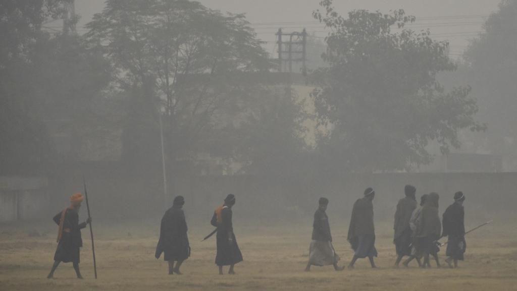 India Diselimuti Kabut Asap Beracun Usai Festival Diwali