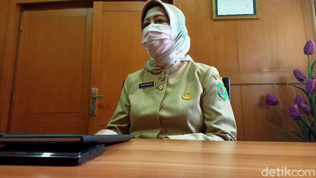 Santri-Pengurus Ponpes Positif Corona di Bandung Bertambah Jadi 209