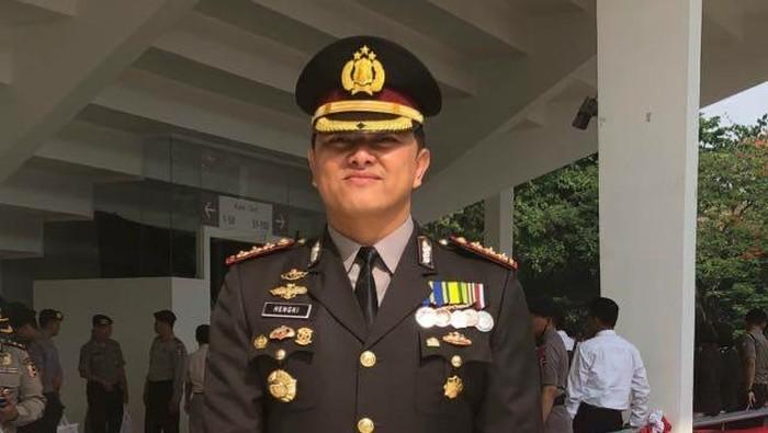 Kombes Hengki Haryadi gantikan Kombes Heru Novianto sebagai Kapolres Jakarta Pusat