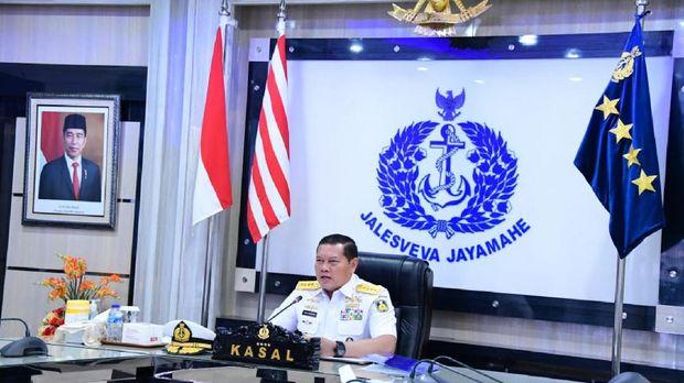 KSAL Laksamana TNI Yudo Margono