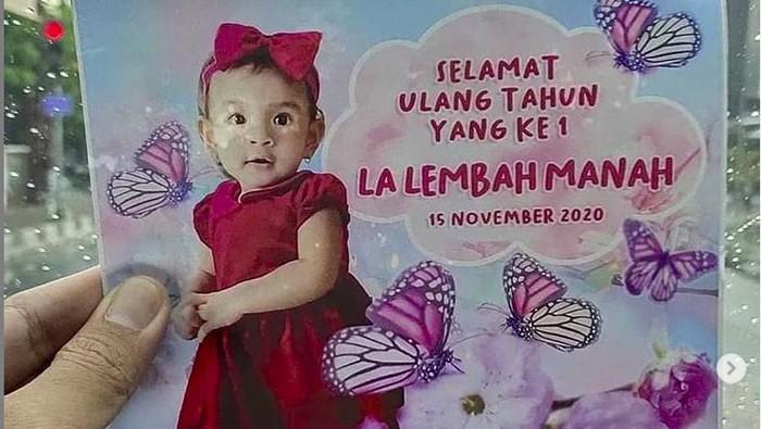 Cucu Presiden Jokowi