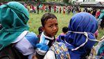 Menjaga Keceriaan Anak-anak di Lereng Gunung Merapi