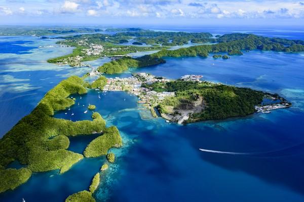Mikronesia juga belum terbuka untuk turis asing (Foto: iStock)