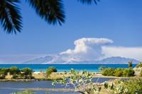 Ini Montserrat di Karibia. Negara ini masih menutup dari turis (Foto: iStockphoto)
