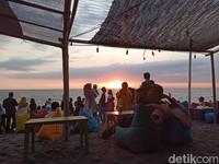 Tanjung Bias baru-baru ini dinobatkan sebagai salah satu tempat wisata tersehat dalam lomba Kampung Sehat NTB. (Faruk Nickyrawi/detikcom)
