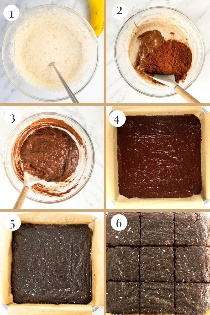 Resep Brownies 3 Bahan, Tanpa Tepung dan Telur