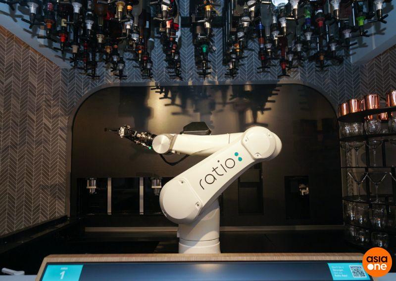 Robot Kopi Canggih