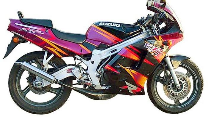 Suzuki RG 150
