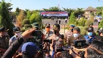 Tim Gabungan di Tuban Apel Kesiapsiagaan Tangani Bencana Musim Hujan