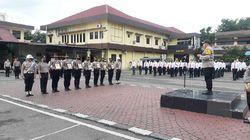 Terlibat Kasus Narkoba-Desersi, 8 Polisi di Medan Dipecat