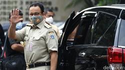 Anies Sebut Long Weekend Jadi Biang Kerok Kasus COVID DKI Naik Lagi