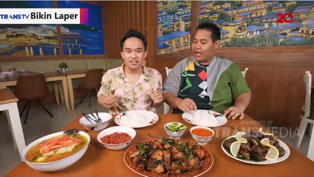 Bikin Laper! Sedapnya Ayam Tangkap dan Sup Gurame Daun Kari ala Aceh
