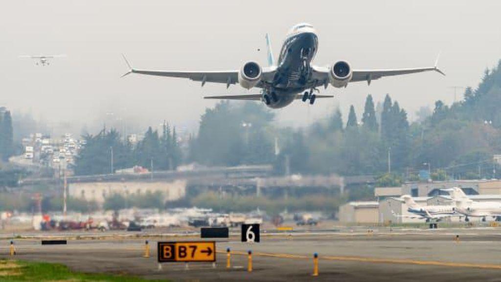 Boeing 737 MAX Terbang Lagi Selepas Larangan Terbang Dicabut Aussie