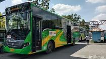 Transmetro Deli Diuji Coba di Medan, Sopir Angkot Khawatir Pendapatan Turun