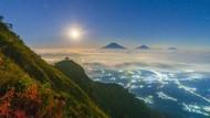 Seorang Pendaki Dilaporkan Hilang di Gunung Andong Magelang