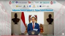 Jokowi Elu-elukan UU Cipta Kerja di Depan Investor Asia Pasifik