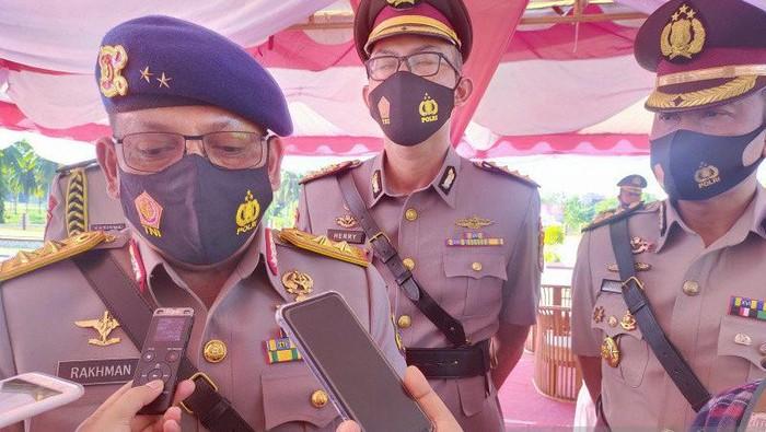 Kapolda Sulteng Irjen Abdul Rakhman Baso (ANTARA/Sulapto Sali)
