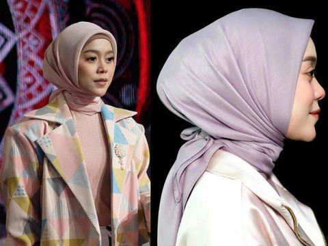 Tutorial hijab ala Lestiani Andryani