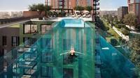 Setidaknya orang harus mengeluarkan kocek sebesar $ 730 ribu hingga $ 6 juta untuk bisa merasakan kemewahan kolam renang dan kamar suite penthouse.