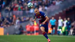 Barcelona Mau Beli Pemain Baru, Martin Braithwaite Tidak Takut