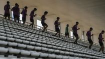 Timnas U-19 Kembali Geber Fisik