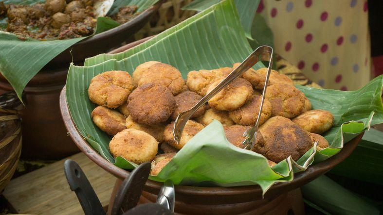 Perkedel Bakar, Kuliner khas Depok Warisan dari Belanda Depok