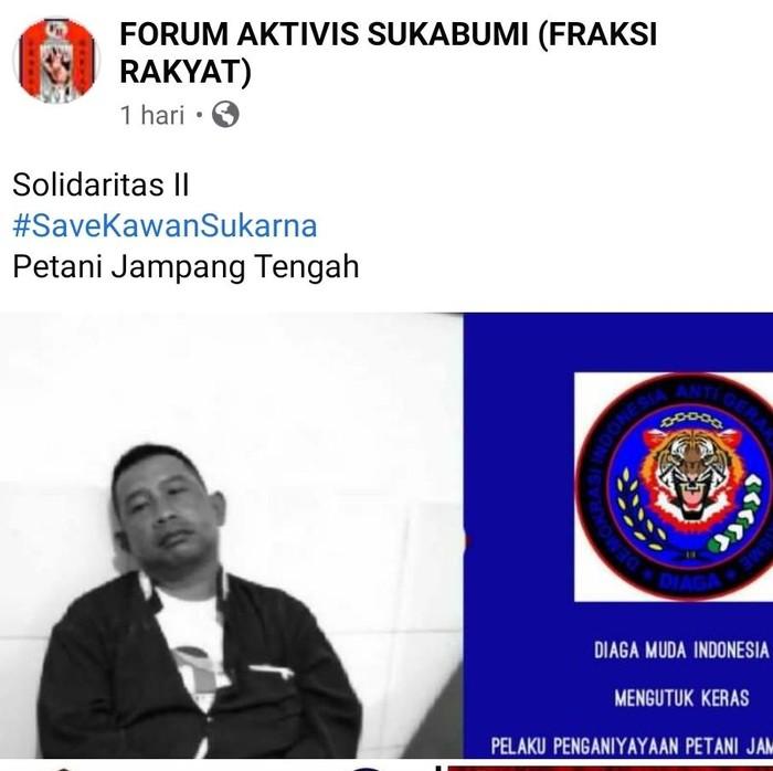 Petani Sukarna